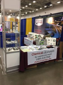 camx tradeshow booth