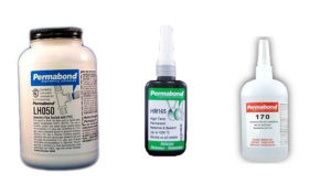 permabond lineup of products