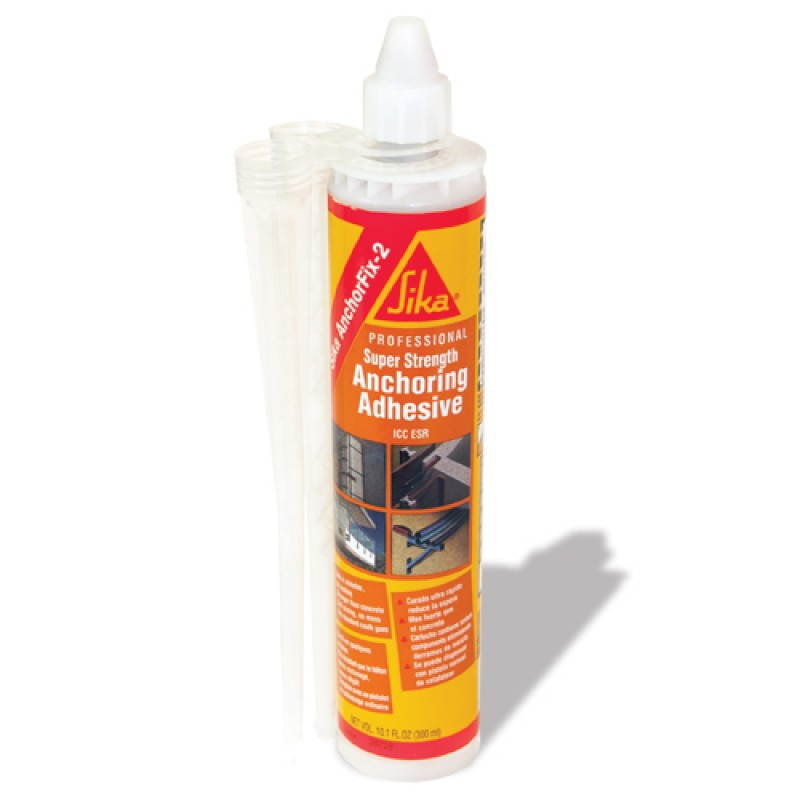 Sika AnchorFix Adhesive Systems Are Perfect Choices for Many