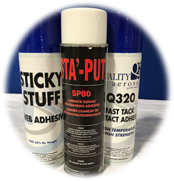 Contact Adhesives/Cements