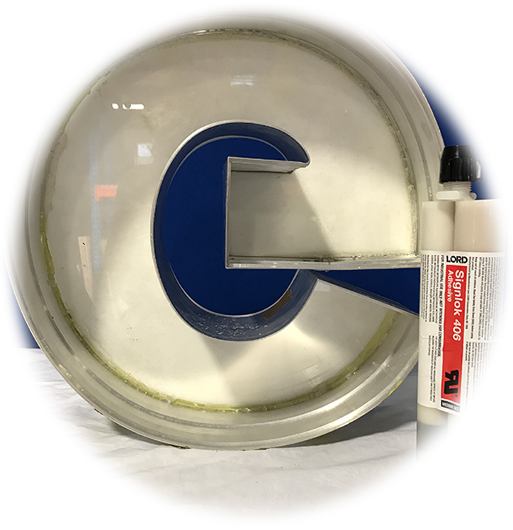 Channel Letter Adhesives