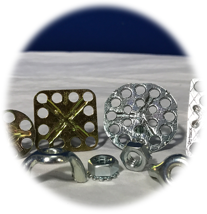 Fasteners and Grommets