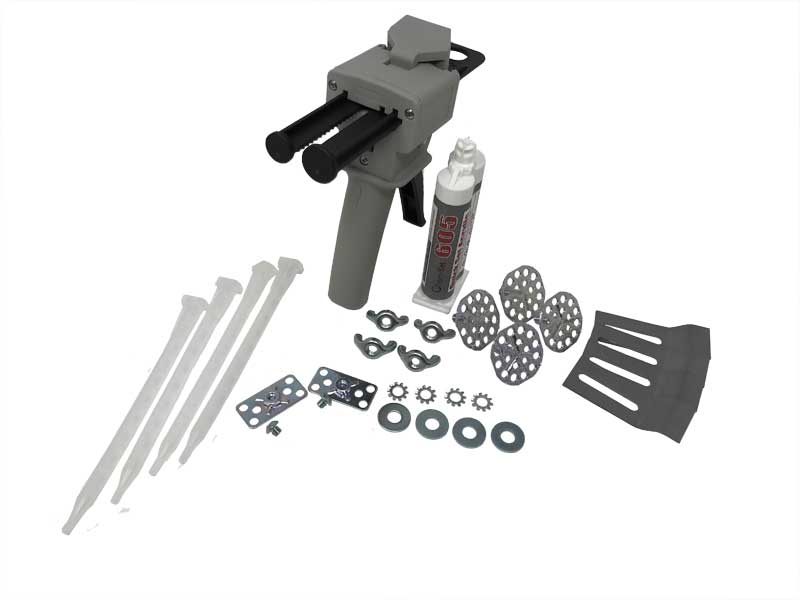 Solid Surface Fastener Kit